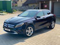 Mercedes-Benz GLA-класс