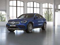 Mercedes-Benz GLC-класс Coupe